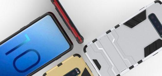 Huawei P10 Lite tokkal