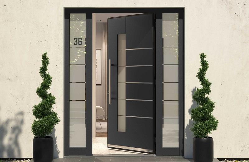 Kiváló minőségű bejárati ajtókat